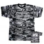 Pirate T-Shirt CAMO/ Metro